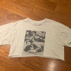 "brand new brandy Melville ""Teresa The Doors Top"""
